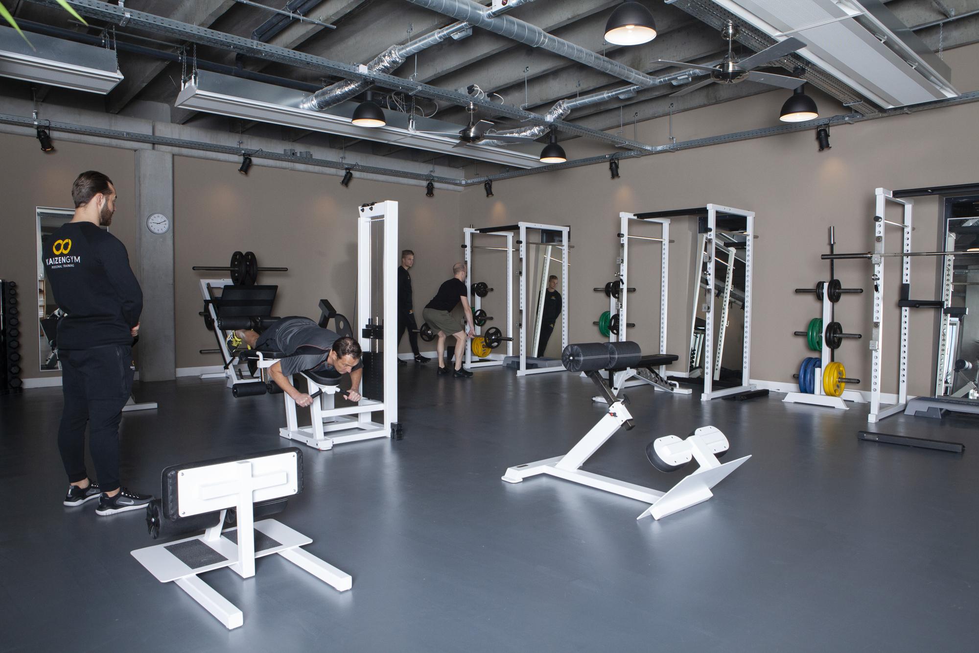 Celieplant sportschool